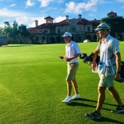 Cougar golfer Austin Reily