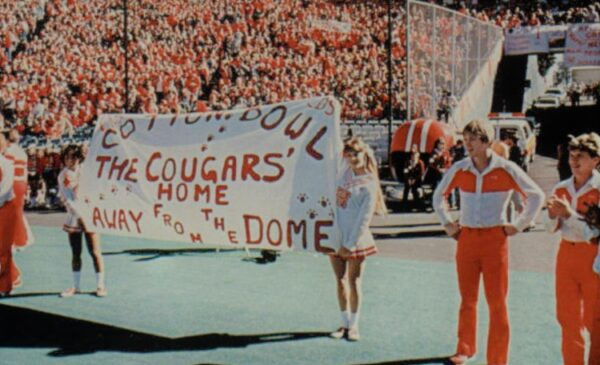 Cougars home away from the Dome